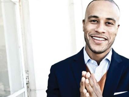 DeVon Franklin, produced by faith, movie executive