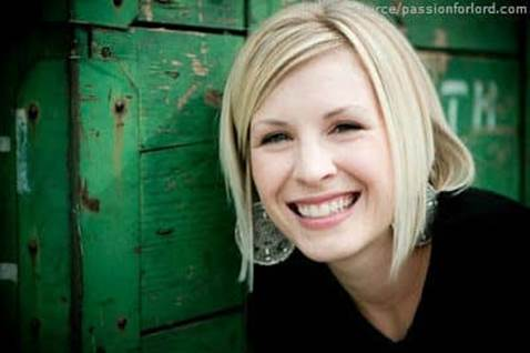 Jenn Johnson, Bethel Music, worship leader and songwriter