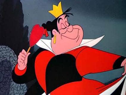 Disney Queen of Hearts