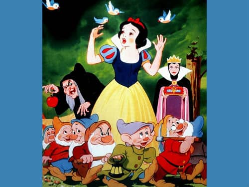 snow white and the seven deadly sins essay
