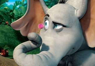 Horton Raises an eyebrow