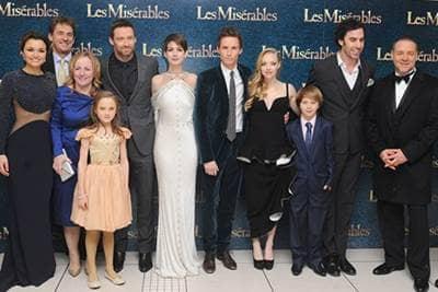 Les Mis Cast