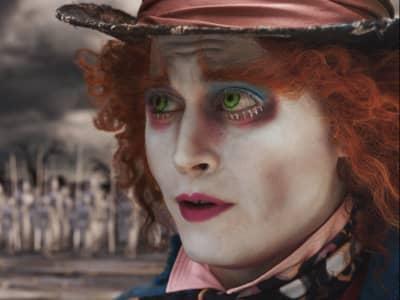 Alice in Wonderland Mad Hatter