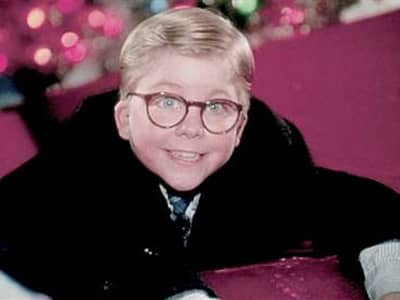 Best Christmas Movies List - \'A Christmas Story\' (1983): The Gift of ...