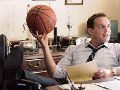 Josh Lucas as Don Haskins in Glory Road