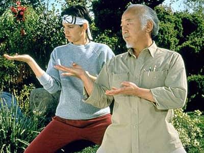 The Karate Kid 1984