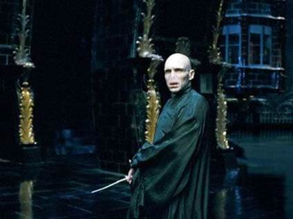 Ralph Fiennes Lord Voldemort