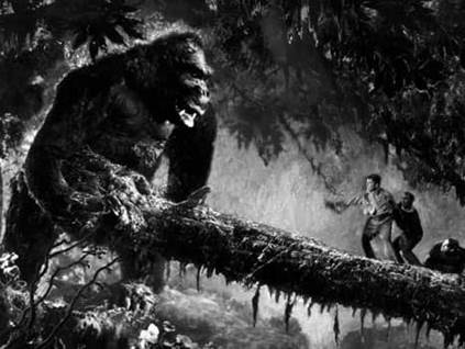 king kong movie 1933