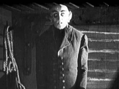 Count Orlock in Nosferatu movie 1922