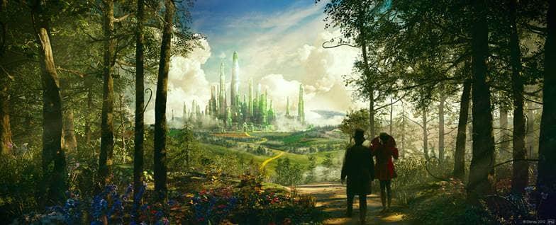The Emerald City