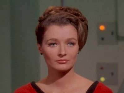 Dr. Ann Mulhall in Star Trek Return to Tomorrow