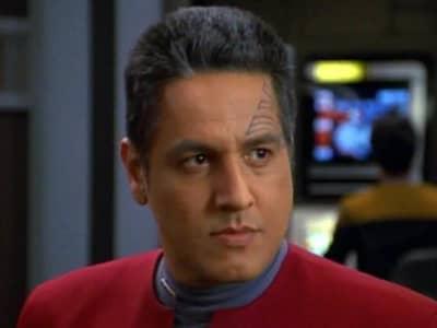 Commander Chakotay of Star Trek: Voyager