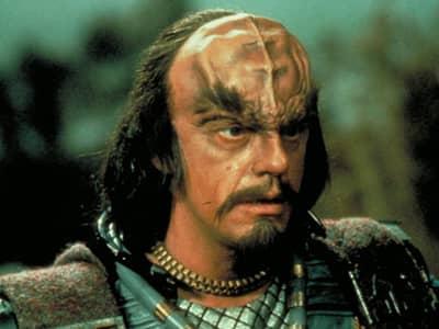 Klingon in Star Trek III: The Search for Spock