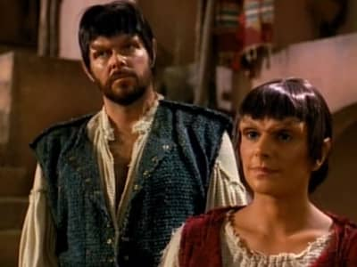 Star Trek: The Next Generation Who Watches the Watchers