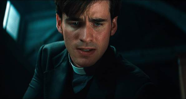 Colin O'Donoghue in 'The Rite'