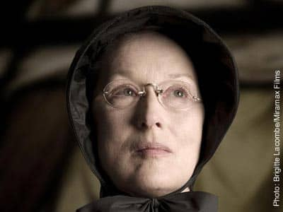 Meryl Streep in Doubt