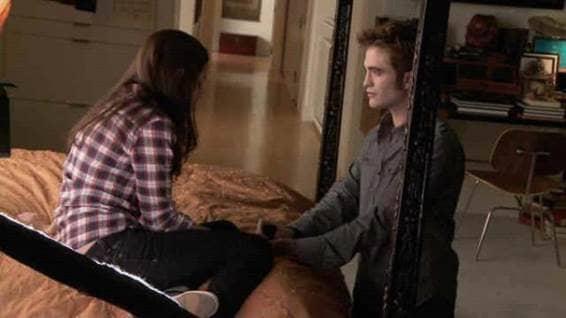 Edward Proposes
