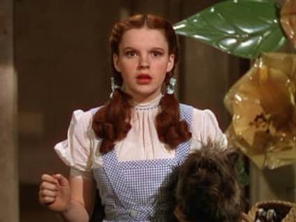 dorothy wizard of oz