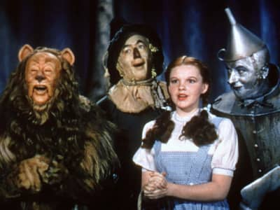 wizard of oz intro