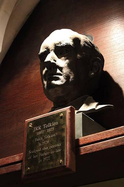 Tolkien Statue