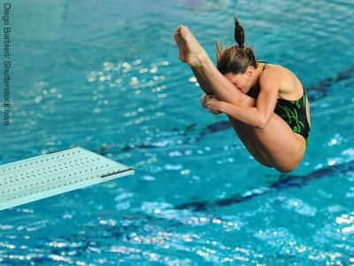 Olympic Diver