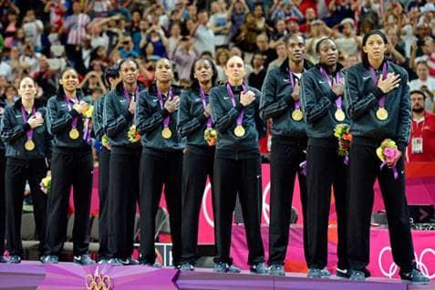 usa womens basketball team