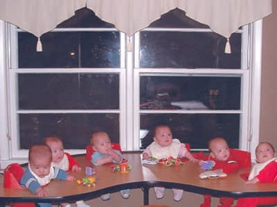 The Gosselin Sextuplets