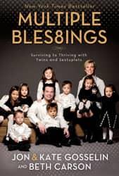 Multiple Blessings Book Cover