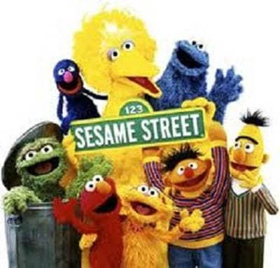 Sesame Street 43rd