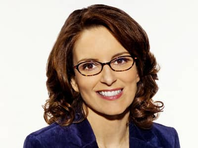 Tina Fey of 30 Rock
