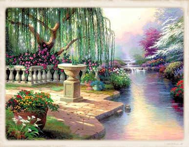 Garden of Eden portrait