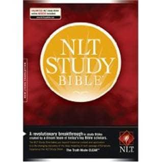 The NLT Study Bible