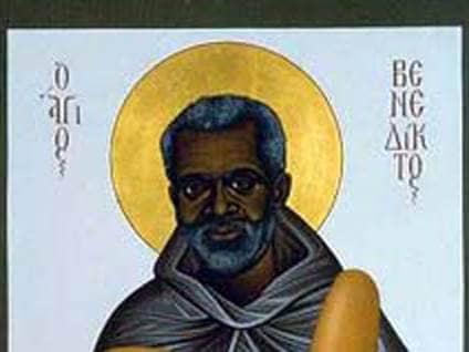 St. Benedict the Moor