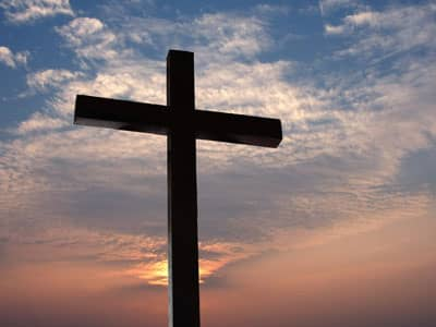 Cross at Dawn