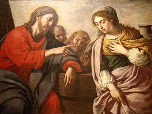 The Samaritan Woman