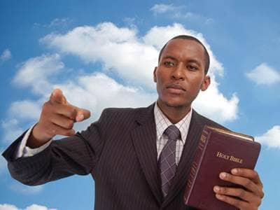 Preacher clouds