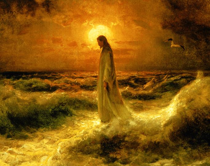 Jesu Walk Water