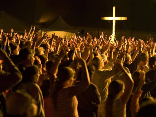 Christian Identity Quiz - Church Steeple