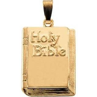 Holy Bible Pendant
