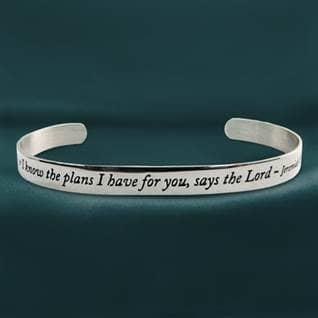 Jeremiah 29:11 Bracelet
