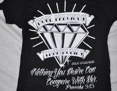 74602f9f 23 Inspirational Christian Tshirts! - Precious - Beliefnet