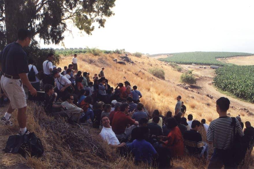 The Mount of Beatitudes
