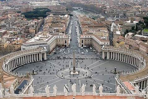 The Vatican City