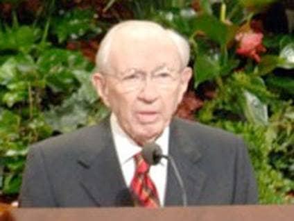 Gordon Hinckley