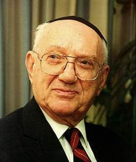 Rabbi Emanuel Rackman