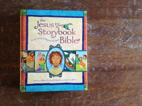 Jesus Storybook Bible Cover