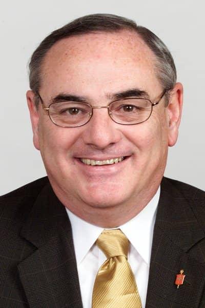 Bishop Larry M. Goodpaster