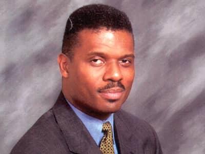 Rev. Jeffery Brown