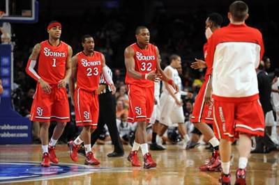 st johns basketball