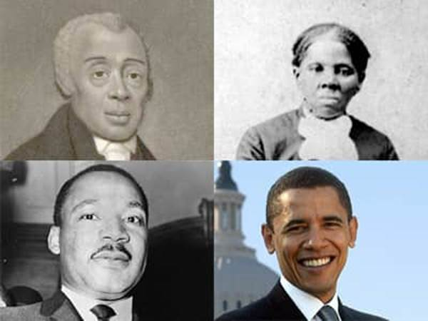 Spiritual Moments in Black History